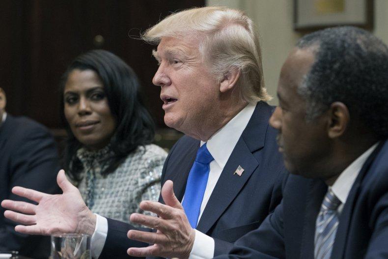 Omarosa Donald Trump Cohen Manafort