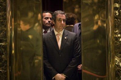 Michael cohen, Lanny Davis, Donald Trump pardon