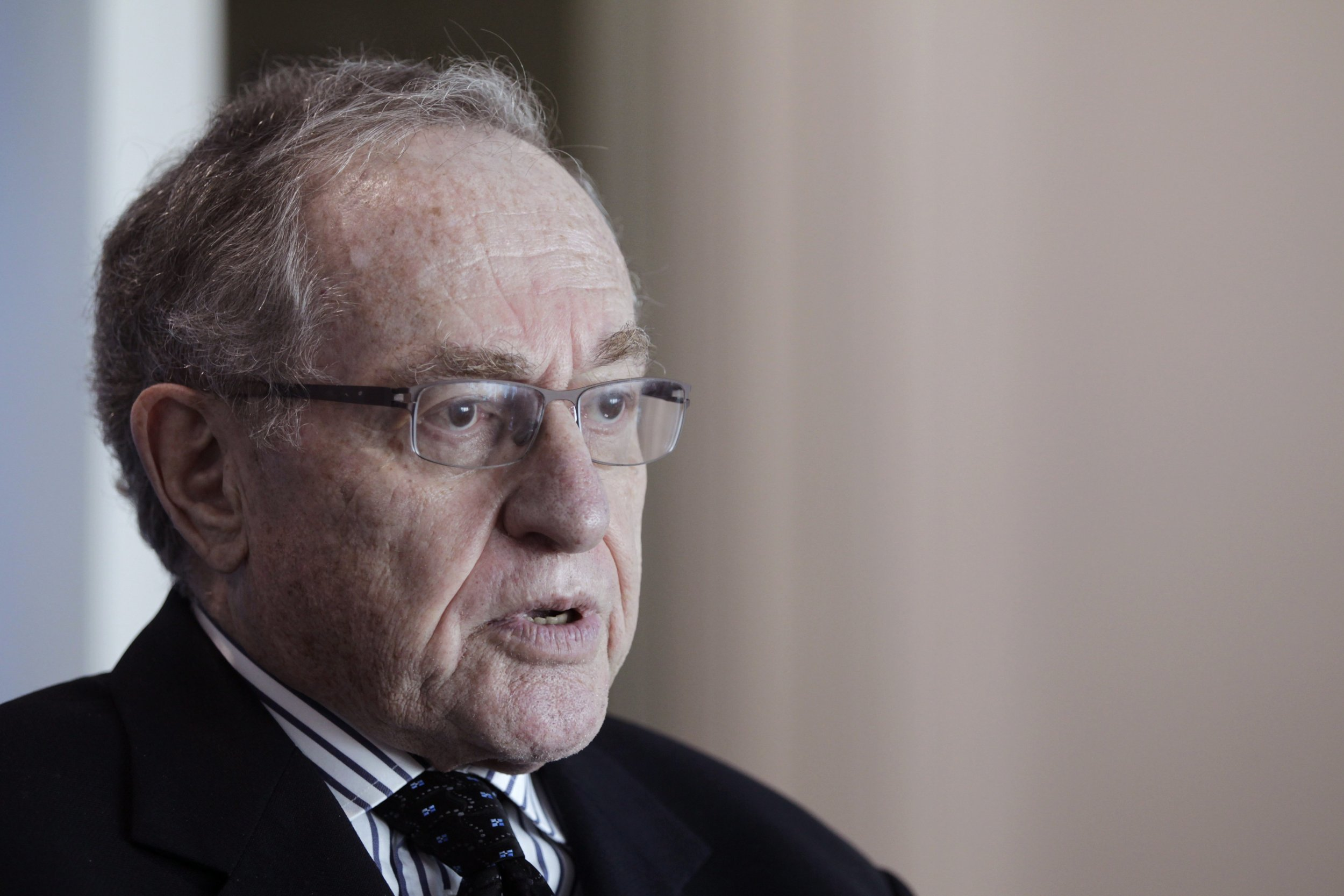 Image result for a;;en dershowitz hush money