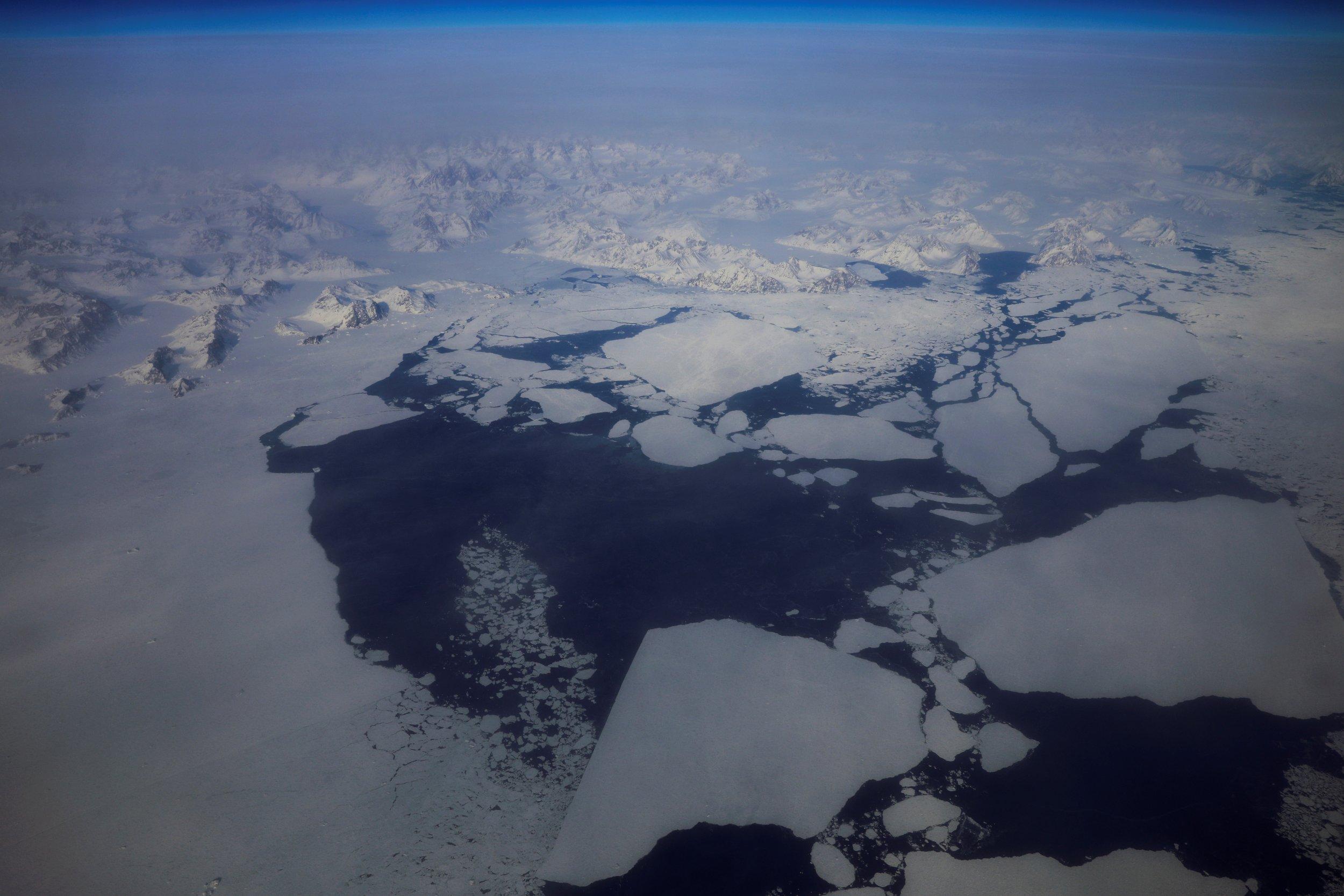 Greenland Sea Ice