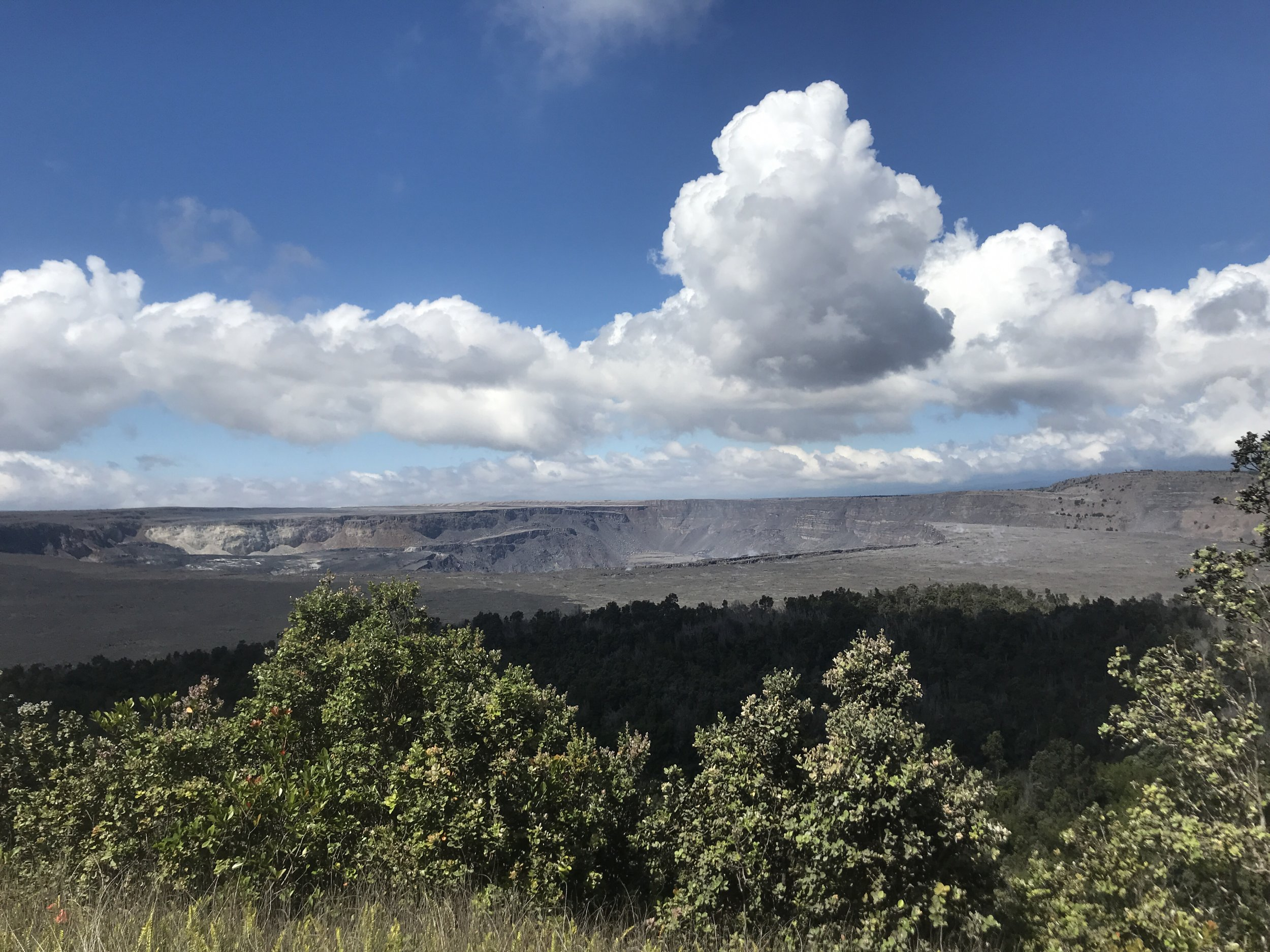 kilauea summit