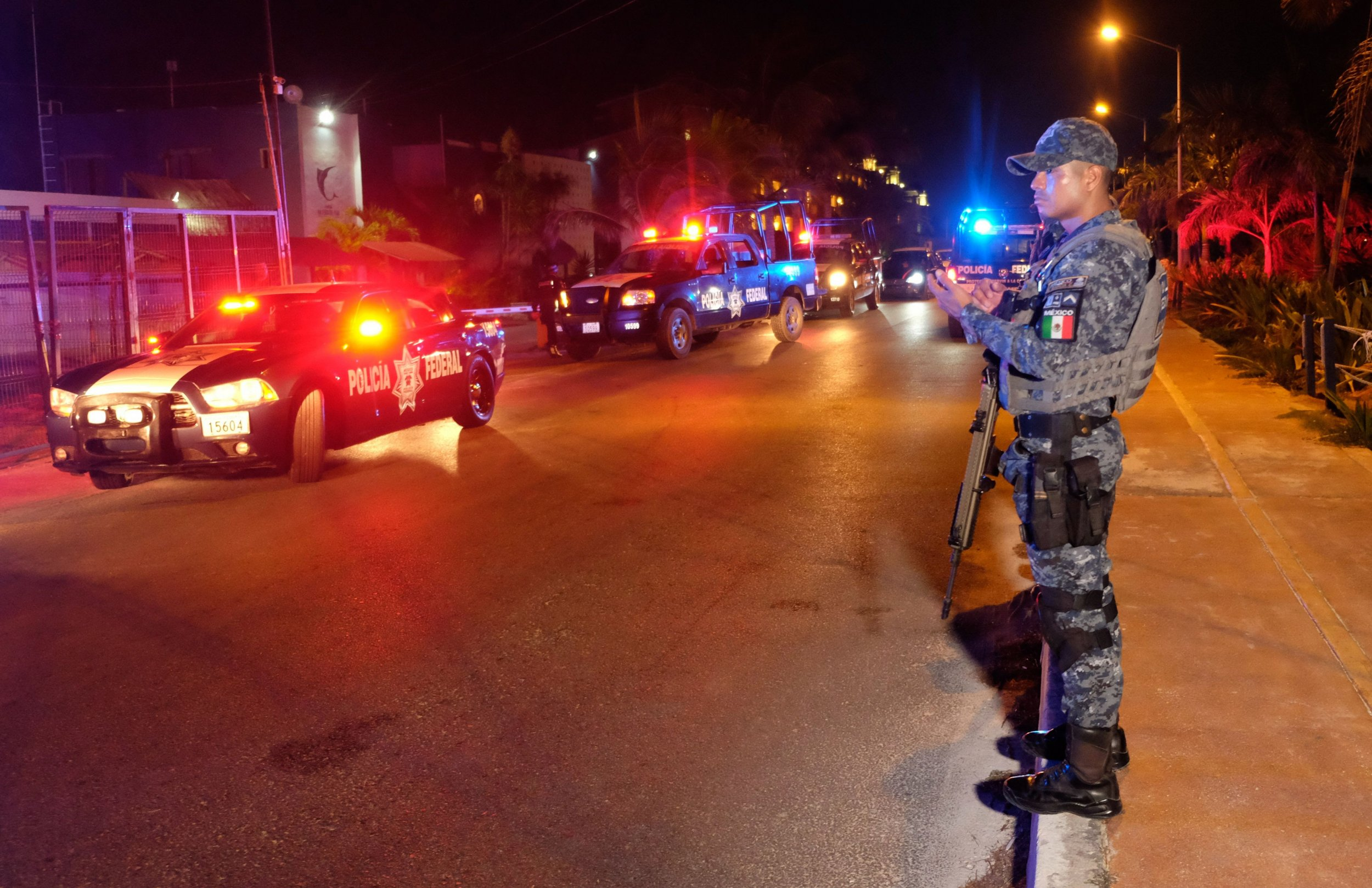 Is Mexico Safe Bodies Of 8 People Discovered In Beach