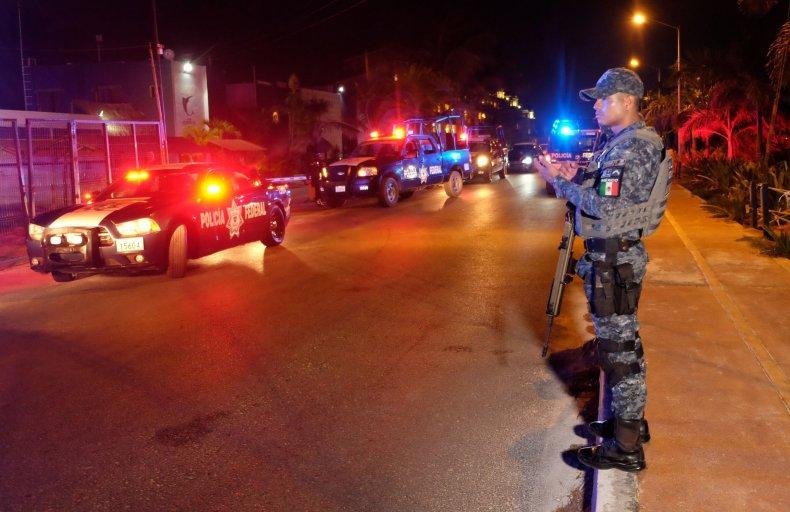 Mexico Crime