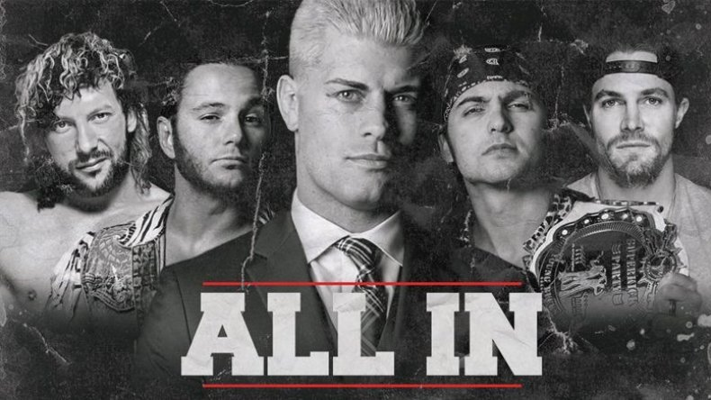 All-In-1 cody rhodes young bucks kenny omega stephen amell