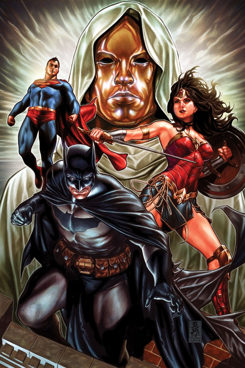 heroes in crisis variant cover Mark_Brooks