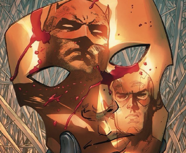 heroes in crisis #3 cover
