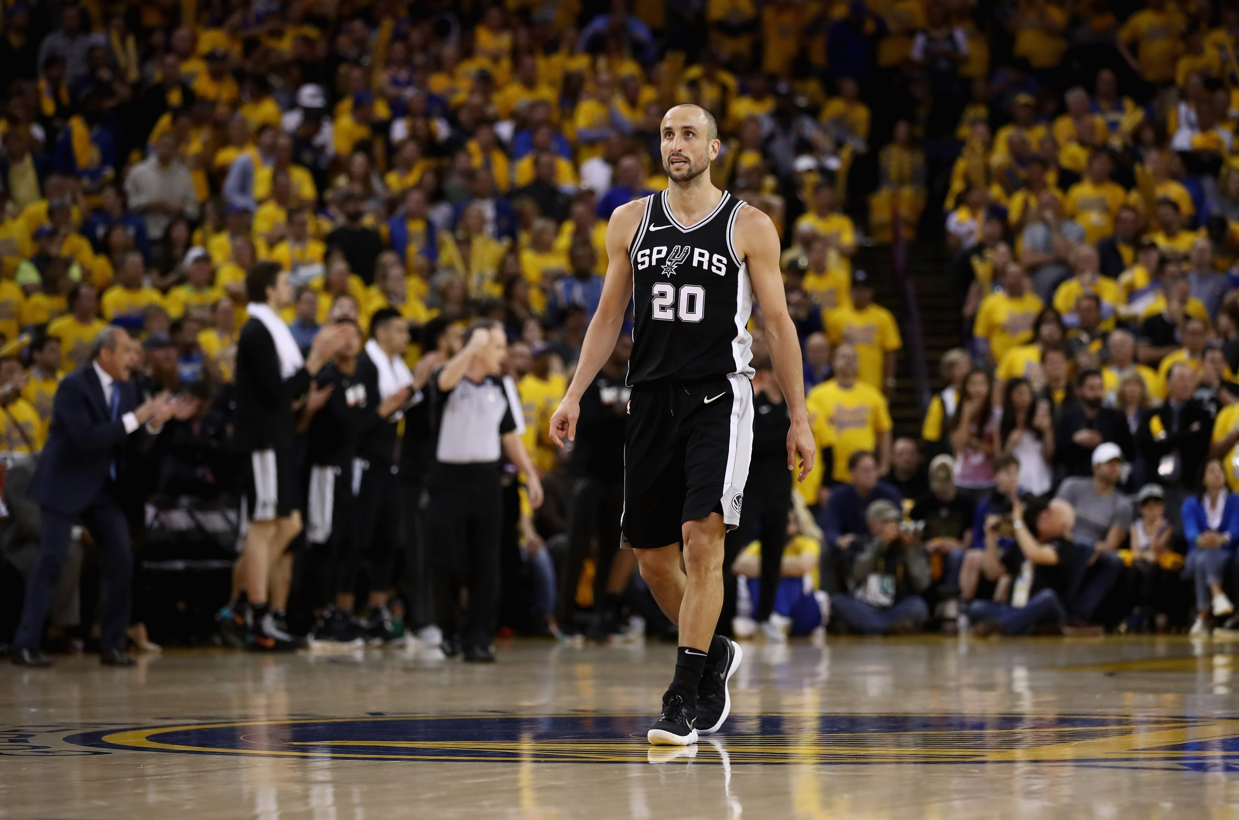 25863e23 How Old Is Manu Ginobili? Spurs Star 'Seriously Considering' Retirement