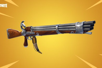 Fortnite Blunderbuss AR