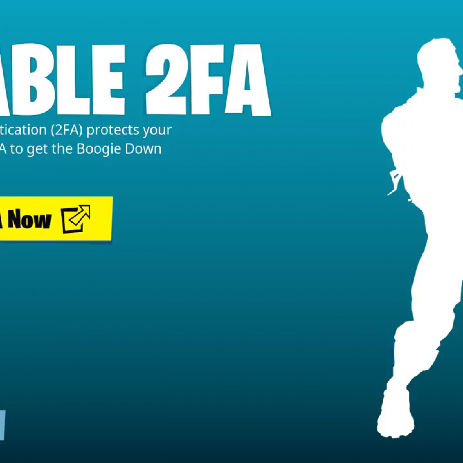 Fortnite' 2FA Guide - How to Get Boogie Down Free With 2