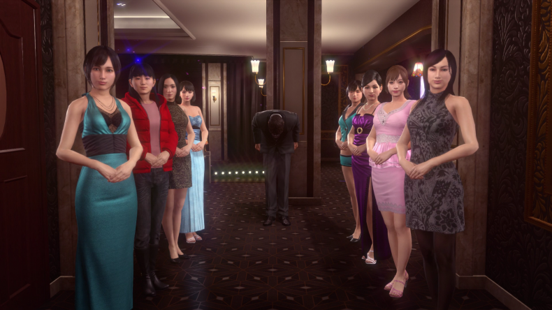 yakuza kiwami 2 review cabaret club gp Minigame (2)