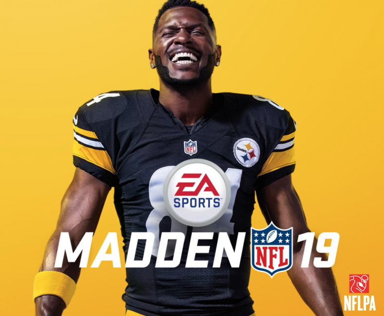 Madden 2019 Cover