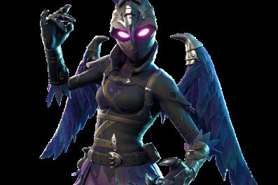 new, leaked, fortnite, skins, female, raven, roadtrip, 5.3, update