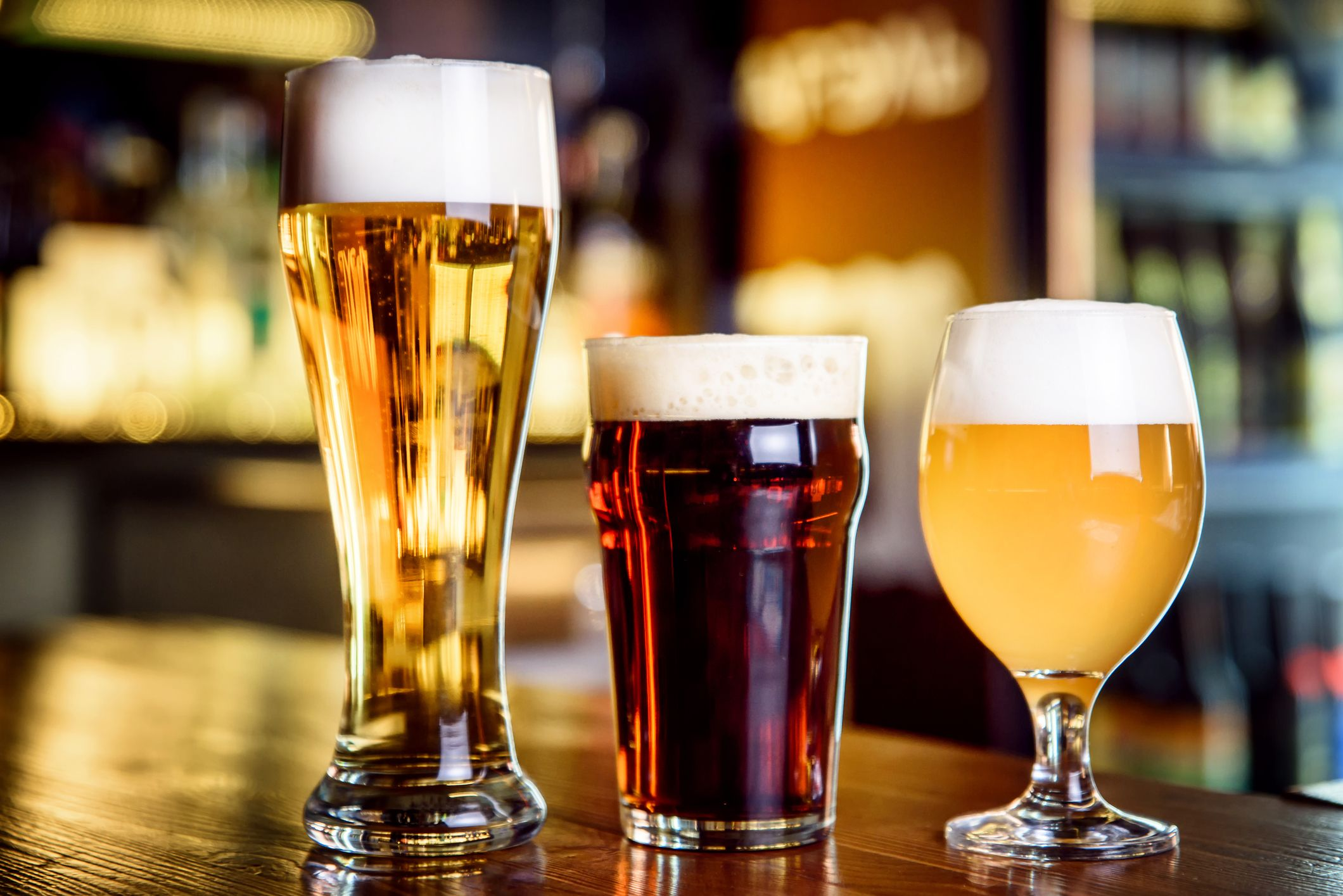 How Much Alcohol Is Safe to Drink?: There Is No Healthy ...