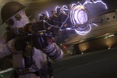 Call of Duty WW2 Tesla Gun Arcane