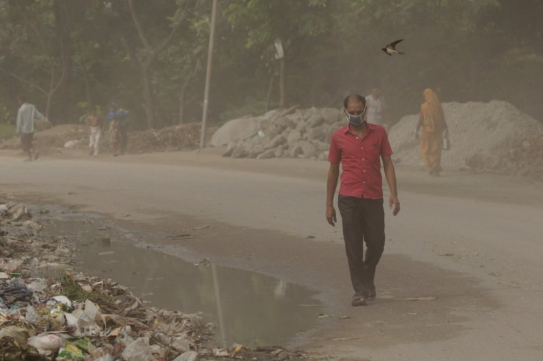 Bangladesh Air Pollution