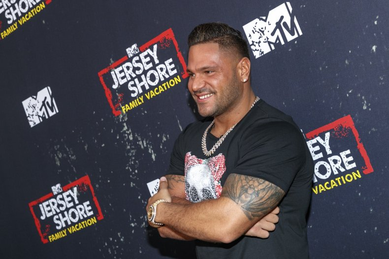 Ronnie Ortiz-Magro and Jen Harley Argue on 'Jersey Shore Family Vacation'