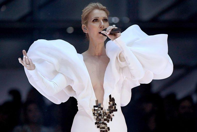 16 Céline Dion