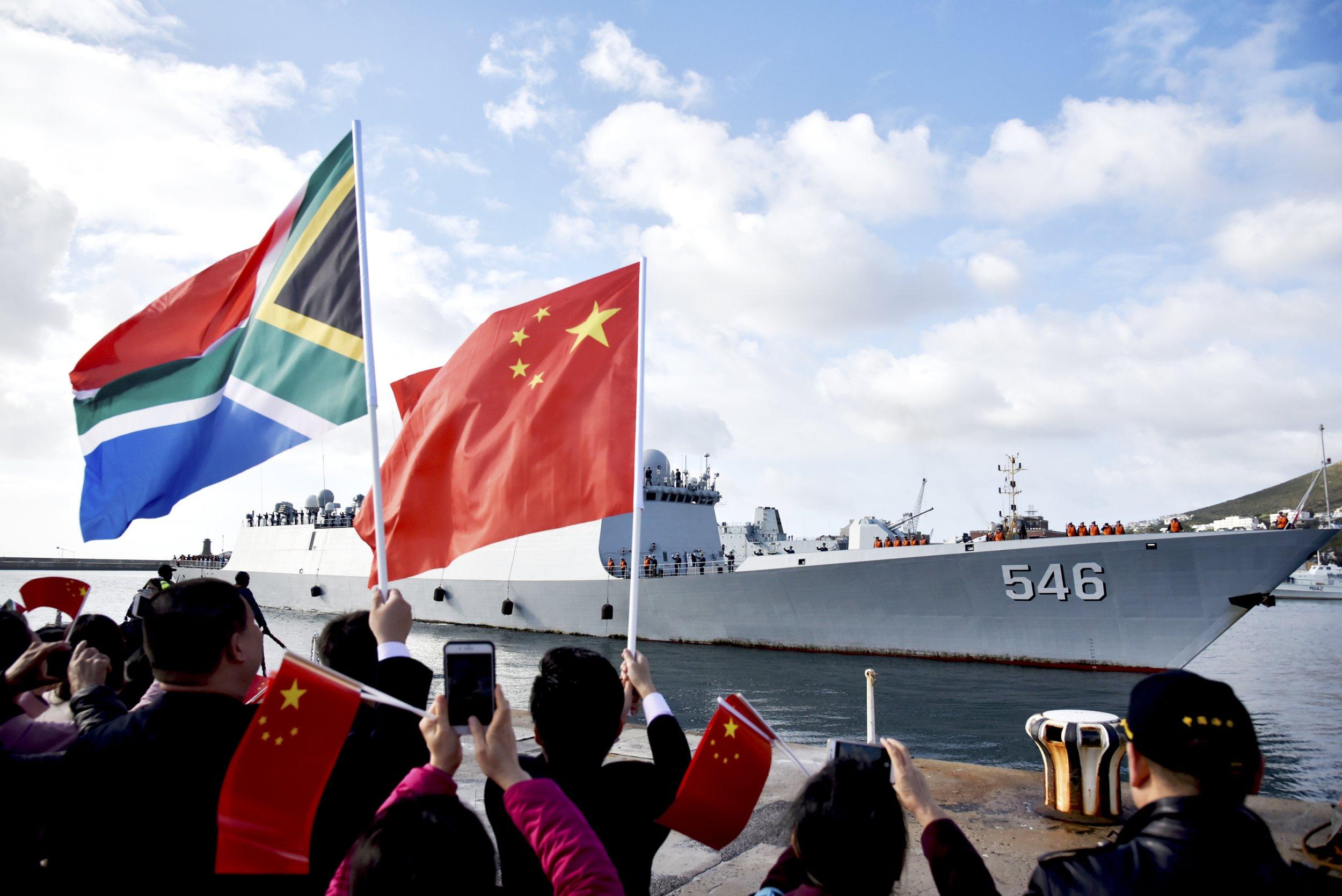 ChinaSouthAfrica