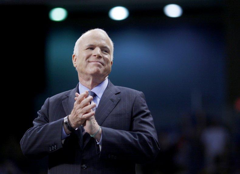 John McCain health update