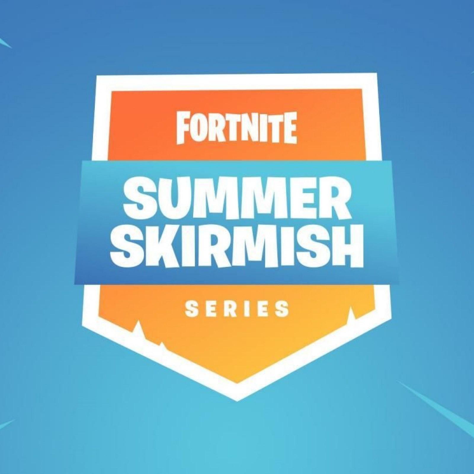 Fortnite Summer Skirmish Week 7 Time Standings Teams How To Watch