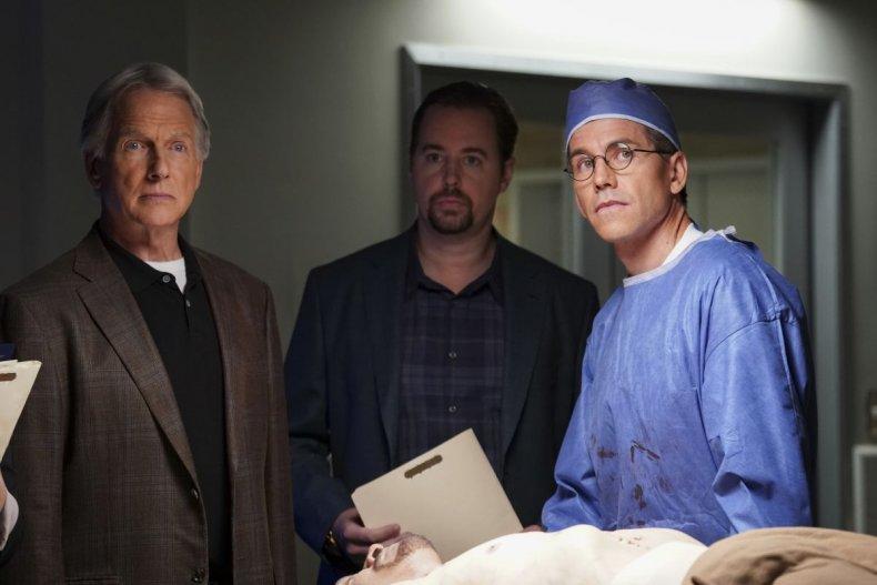 NCIS Season 16 Premiere Team