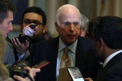 John McCain, death, Trump, Obama,