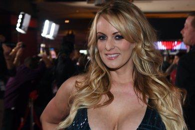 Stormy Daniels, Melania Trump affair
