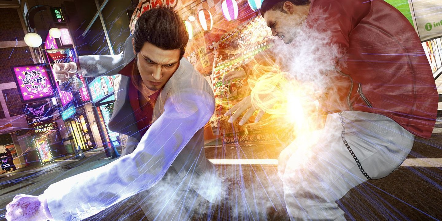 Sega's 'Yakuza' Games Get a Second Life in the West, Embracing a