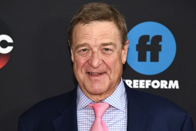 John Goodman Stands By Roseanne Barr