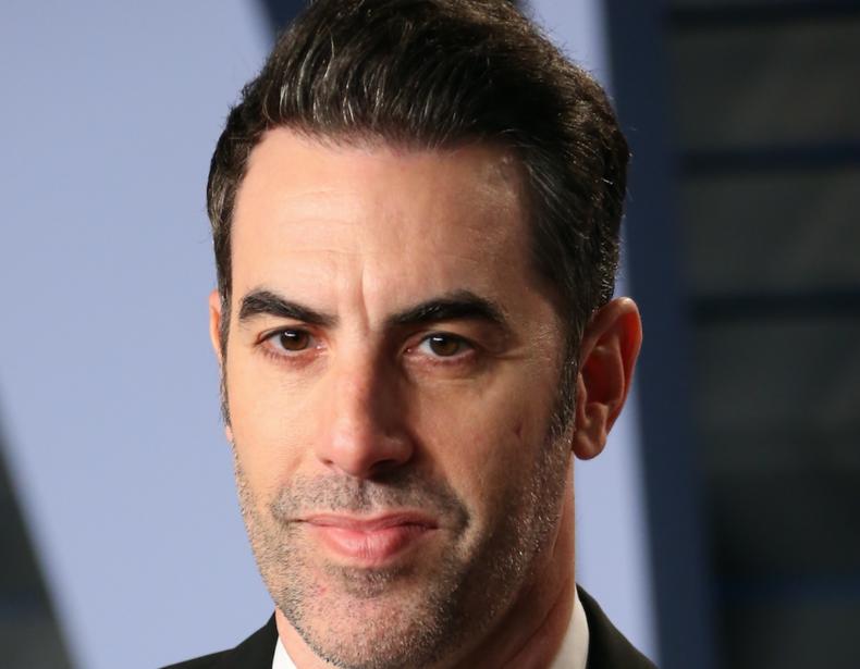 'Who Is America?' Finale: Sacha Baron Cohen Attempts to ... Sacha Baron Cohen Spouse