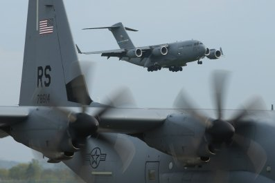 U.S. Air Force, Poland, Russiam conflict
