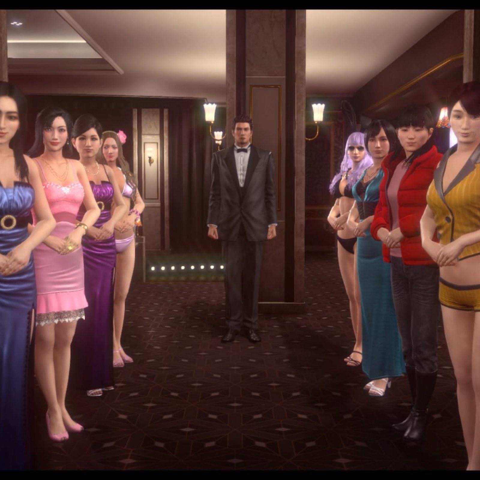 Yakuza 4 Hostess Guide - Yakuza 0 Dating Guide Vkontakte