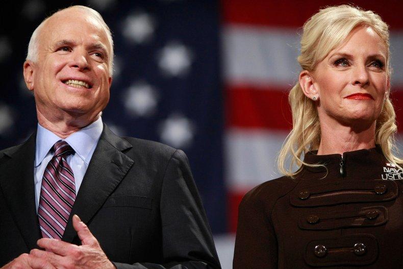 Cindy McCain, John McCain, Senate seat