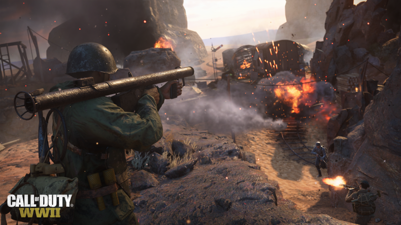Call Of Duty Wwii Update 1 20 Adds Commando Division Patch Notes