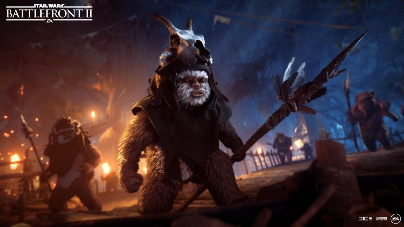 Star Wars Battlefront 2 Update 1 18 Adds Elite Corps Skins Patch Notes
