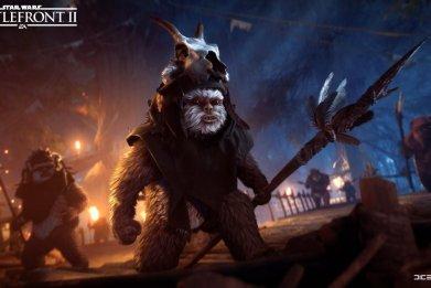 Star Wars Battlefront 2 Ewok Hunt 118