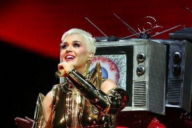 Katy Perry Denies Dr. Luke Rape Rumors