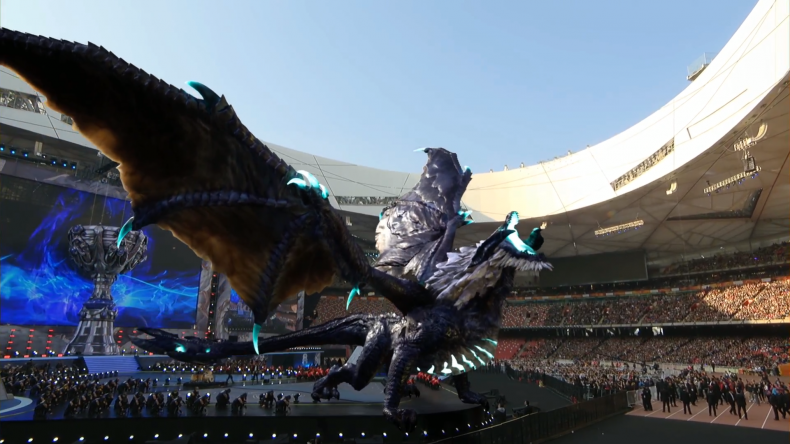 league dragon