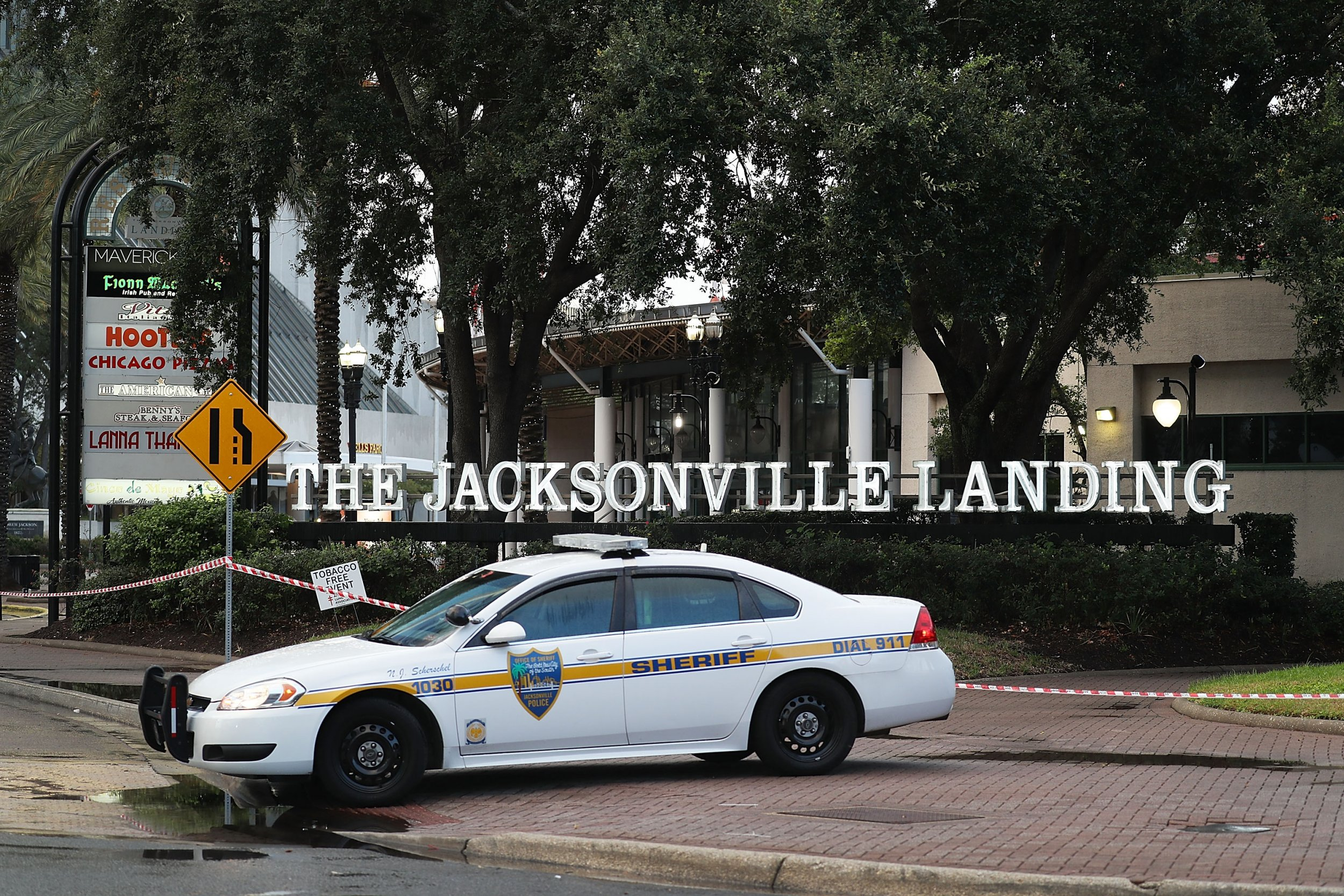 jacksonville shooting player shielded younger players