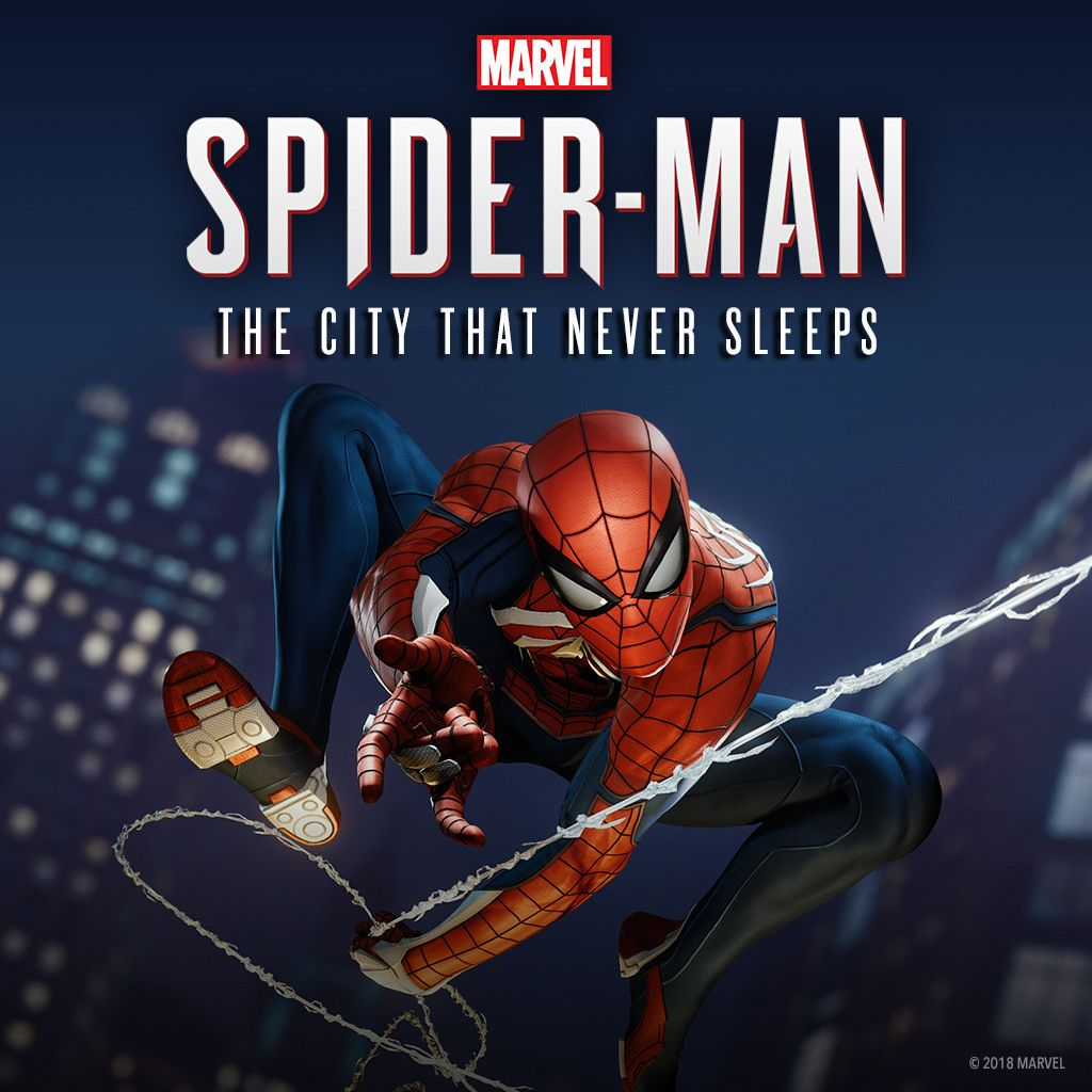 spiderman ps4 city that never sleeps dlc release date october