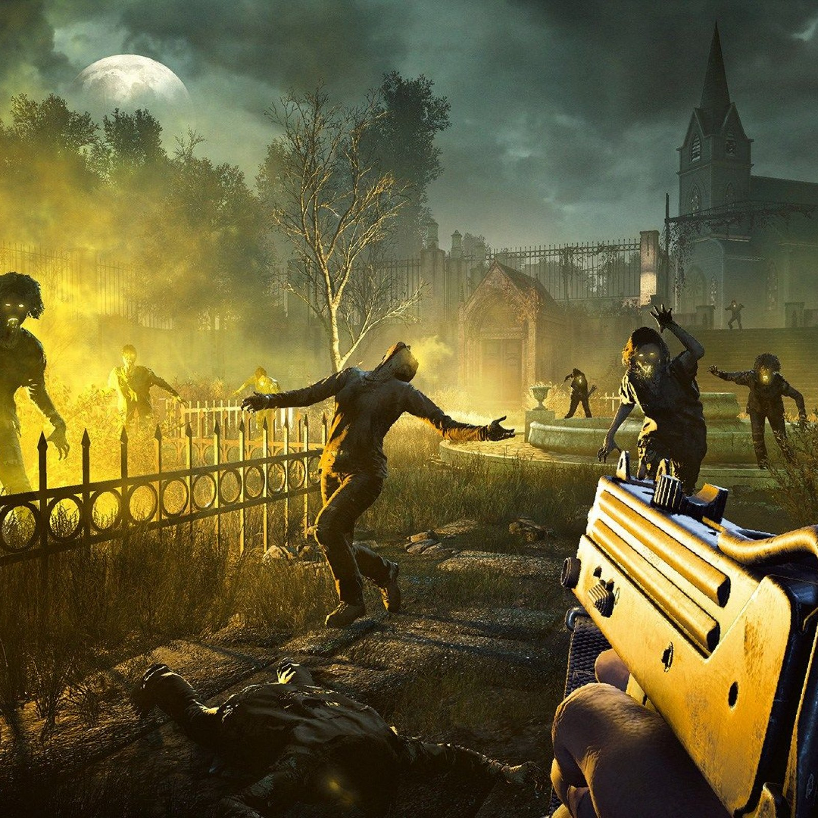 Far Cry 5 Dead Living Zombies Dlc Review Season Pass Ends On A Downer