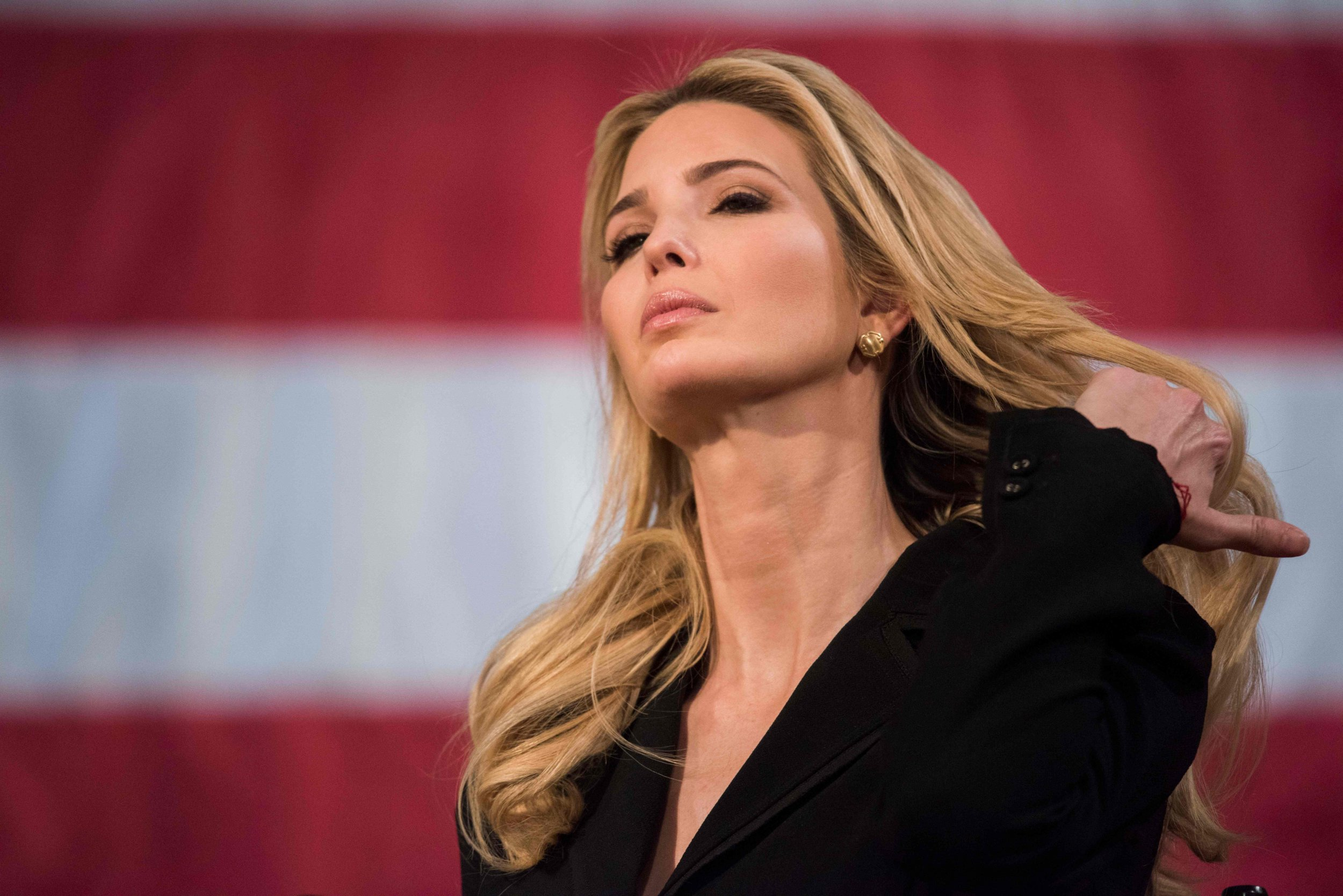Ivanka Trump, equal pay, complicit, Obama
