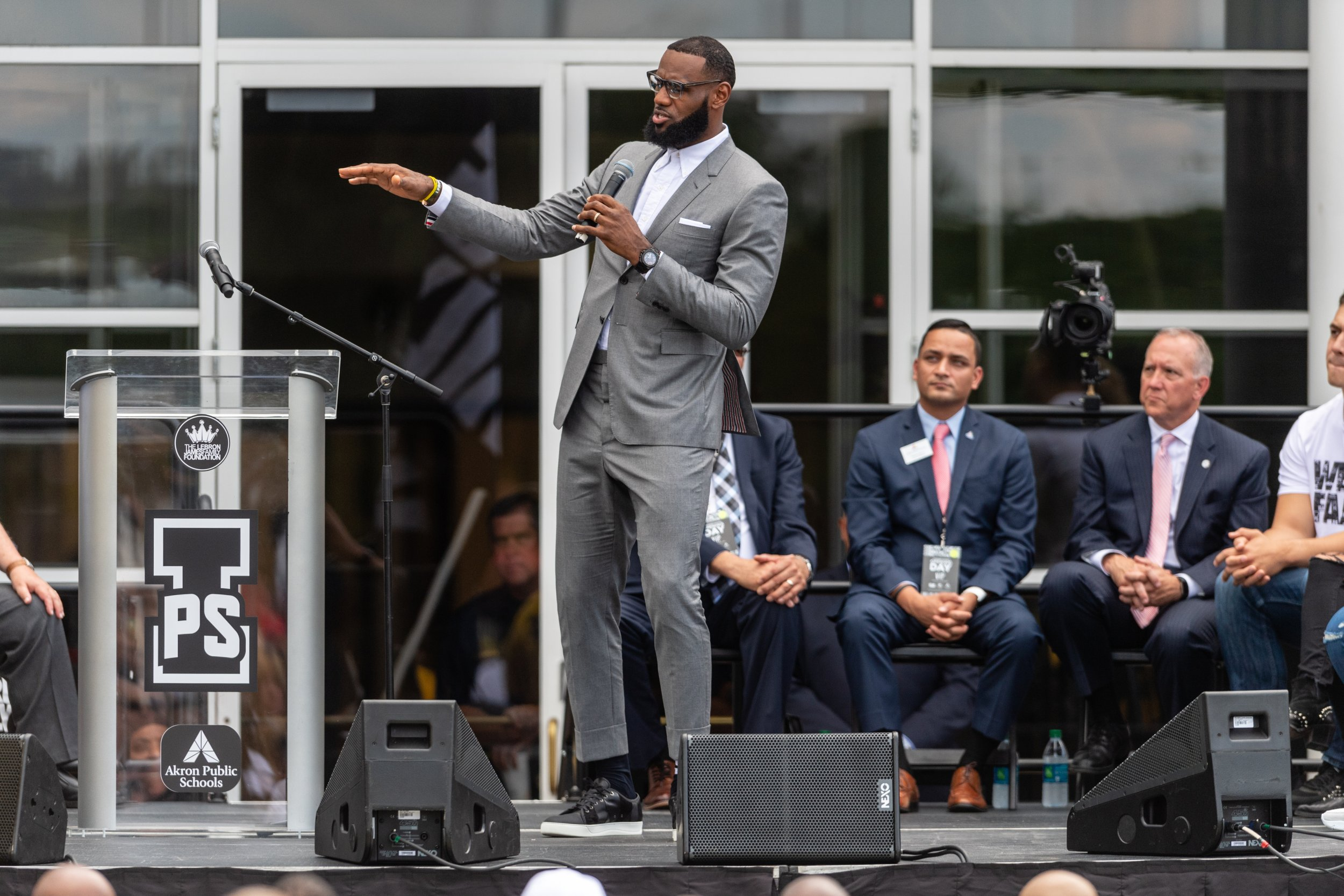 0e31c8491e2c LeBron Reveals Why He Spoke Out on Social Issues   A Lot of My Peers ...
