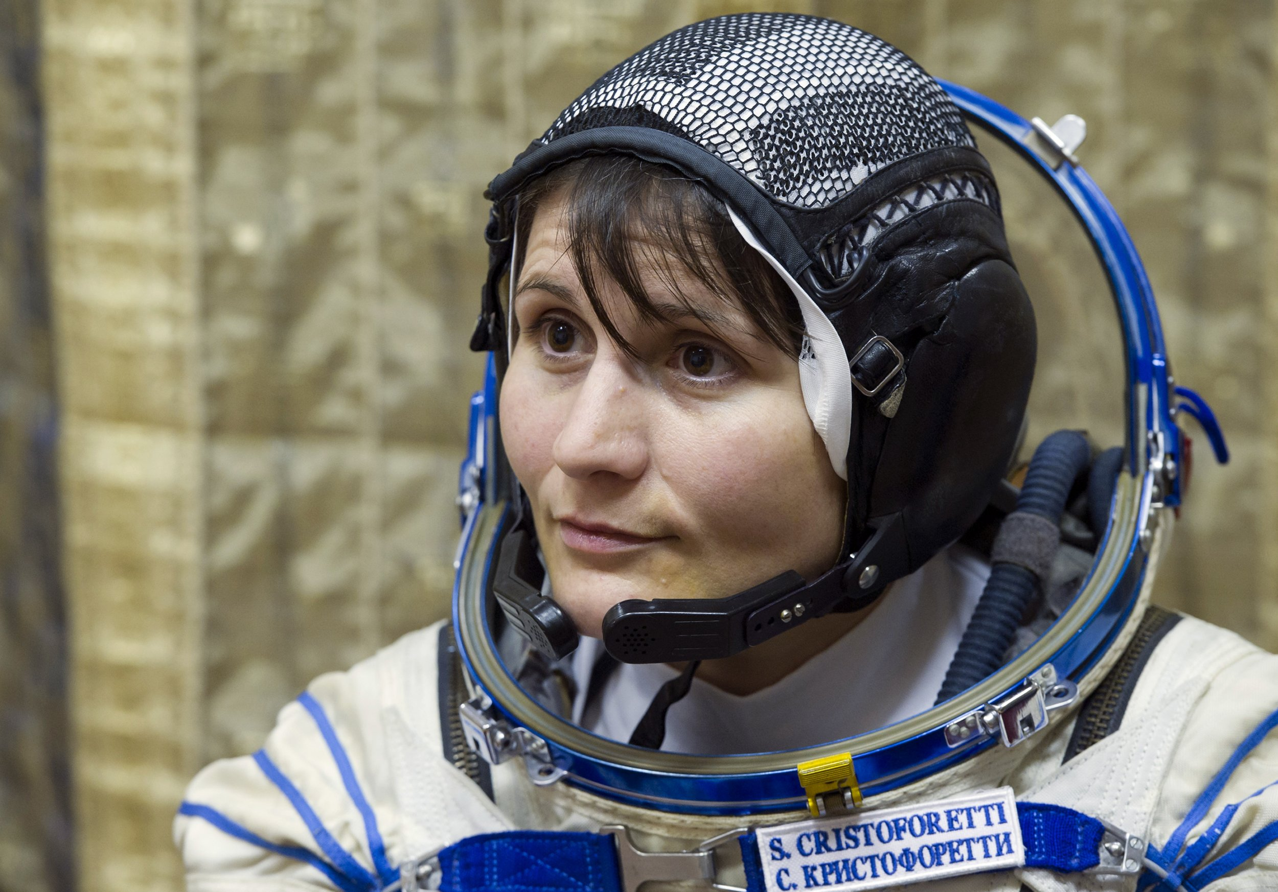 Astronaut Samantha Cristoforetti NASA Lunar Gateway Is Natural
