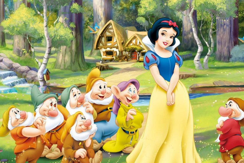 36 Snow White and the Seven Dwarfs