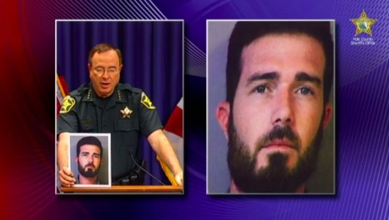 Polk County Sheriff Grady Judd Uber Driver Shooting