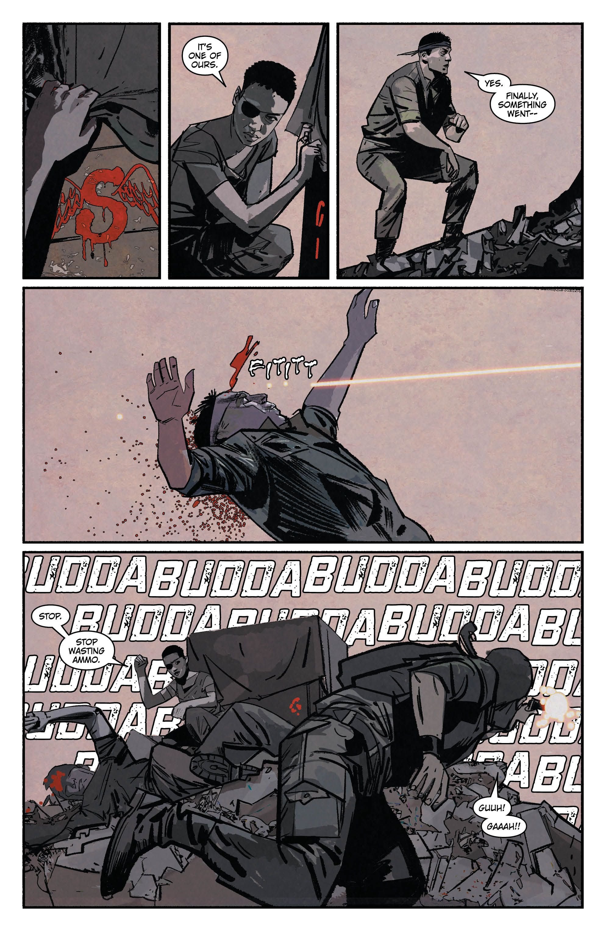 scarlet #1 page 2 preview