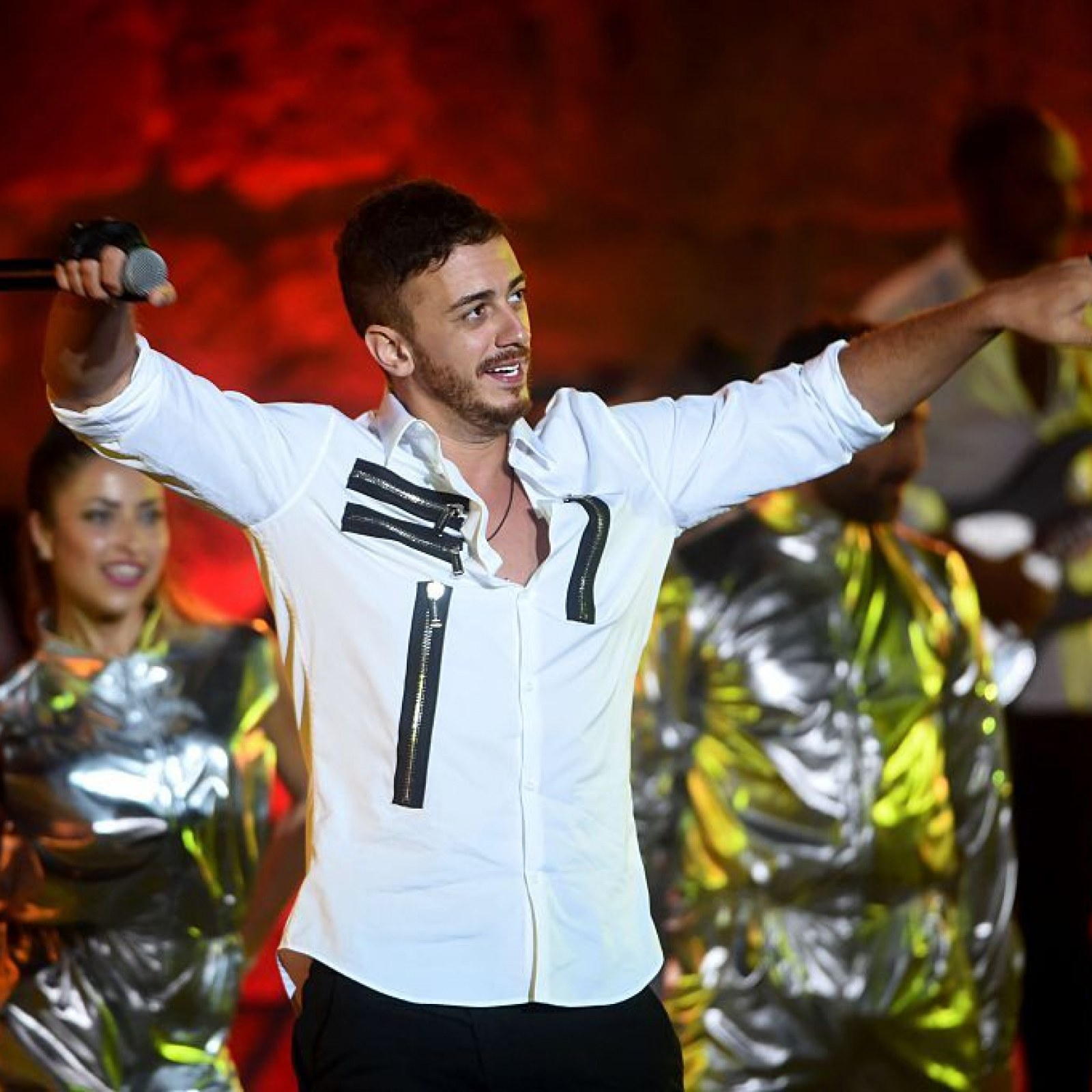 Who Is Saad Lamjarred? Top Arabic Pop Star Charged With Rape For