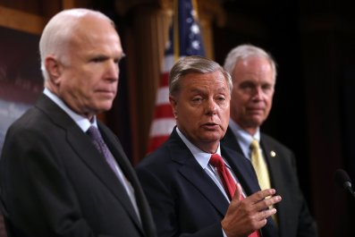 Lindsey Graham: Trump's Criticism and Response to McCain's Death 'Pisses Me Off'