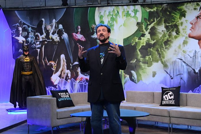 kevin smith dc universe